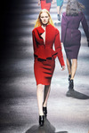Lanvin Fall 2012 Collection Review - Eldaz Celebrates 10 Years at Paris Fashion Week
