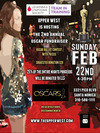 Watch the Oscars at Upper West - And Support the Leukemia & Lymphoma Society!
