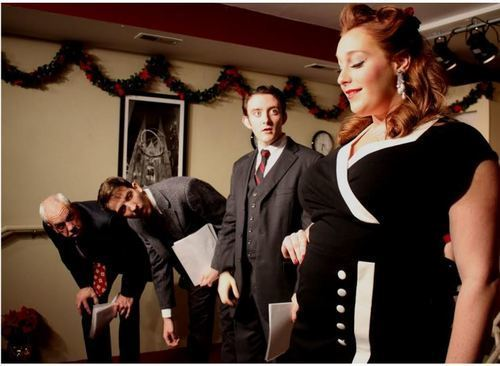 Oil Lamp Theater's IT'S A WONDERFUL LIFE Review – It's a Wonderful ...