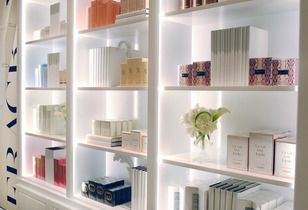 Saks Fragrance Library Grand Opening - A Scent-sational Shop