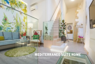 Mediterraneo Suite Home in Rethimno Review - A Contemporary Home at an Ancient City