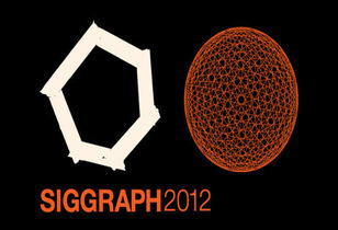 Siggraph 2012 Art Gallery Show Review - Inventive Artistry in Technology