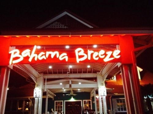 Raleigh Is The Only City In North Carolina That Has A Bahama Breeze So Business Creates Variety Of Many Local And Out Town Islanders