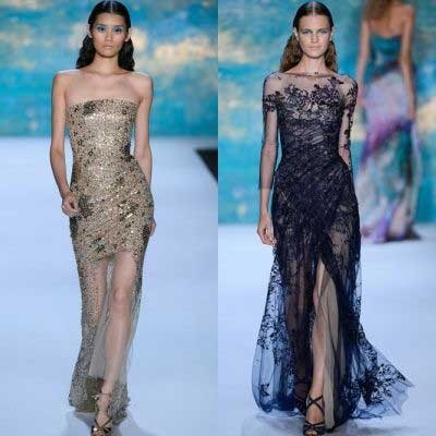 Monique Lhuillier Spring 2017 Ready To Wear Collection Review Feathers Scales