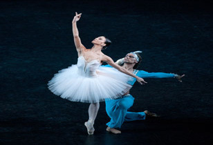 Segerstrom Center Performing Arts Review – Segerstrom's 2013/2014 Season, Part Five: Natalia Osipova and Ivan Vasiliev: Solo for Two