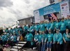 National Ovarian Cancer Coalition (NOCC) Walk/Run - Over 3,000 Participate