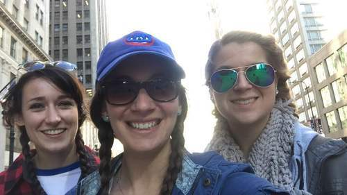 e9741d0cee2 Chicago Cubs Victory Parade Review — The Curse Has Been Broken ...