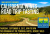 Peninsula Hotel Hosts California Wine Tasting