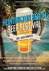 Huntington Beach Beer Festival – Beer, Beach and Bands!