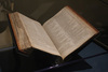 Shakespeare's First Folio! Traveling Exhibition - The Book that Saved the Bard