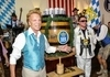 Siegfried & Roy® Kick Off 11th Annual Oktoberfest at Hofbräuhaus Las Vegas