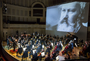 CSO Beyond the Score Review – Taking Ideas About Brahms Out for a Stroll