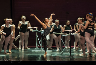 Misty Copeland Comes Home - Love and Magic Flow in a Master Ballet Class