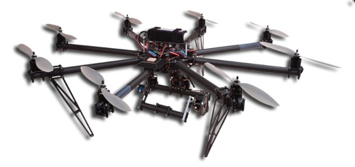 Digital Video Expo 2013 - The Future of Drones, DSLRs and