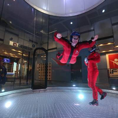 iFLy Indoor Skydiving Review – Find Your Need for Wind at
