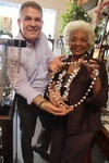 Sticks and Stones Grand Opening - Owner Steve West  Reveals his Art, Jewelry and Antiques