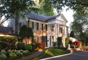 Graceland - The Home of Elvis Presley