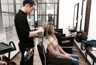 Number76 Hair Salon Review - A touch of Japan in Malaysia!
