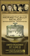 Hermetically Sealed Review - How do you like your eggs?