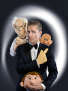 Paul Zerdin - AMERICA'S Got Talent Winner Brings Comedic Antics To Planet Hollywood Resort & Casino