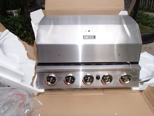 backyard grill 5 burner gas grill review the stainless steel king rh lasplash com