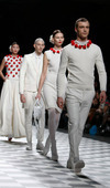Mercedes-Benz Fashion Week Madrid February 2013 Draws more than 40,000 People February 2013