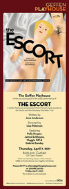 The Escort Review - A Sexual Romp With Clothes On at the Geffen Playhouse