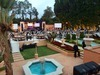 Celebrating The Launch of Etihad Airways - Beverly Hills Hearst Mansion