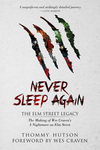 Book Review - Never Sleep Again - Behind The Scenes Scares