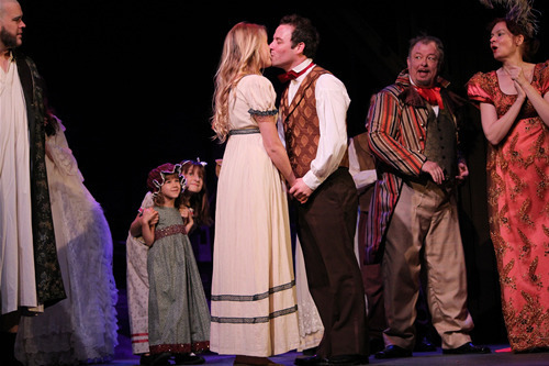 Belle A Christmas Carol.A Christmas Carol Experience At The Sierra Madre Playhouse