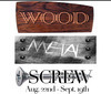 """Wood, Metal, Screw 2"" Opens at Gabba Gallery, Saturday, August 22!"