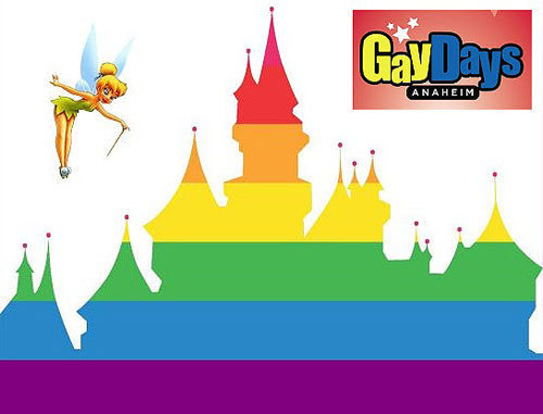 Gay And Lesbian Days At Disneyland