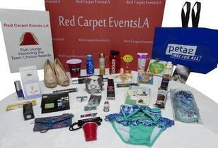 Red Carpet Events LA Gift Lounge Review - Honoring FOX Teen Choice Awards Nominees and Presenters!