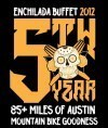 Enchilada Buffet Rider Review - Endurance Event in Austin, Texas