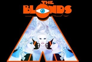 The Blonds Fall 2015 Collection review - A Clockwork Orange meets Femme Fatale