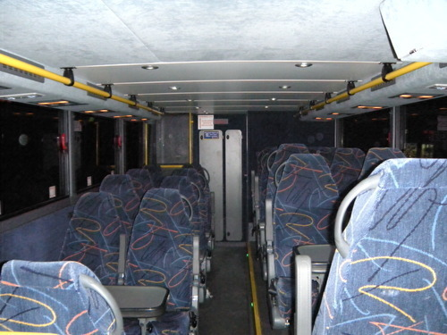 Megabus Review - Intercity Bus Travel for Modern Times | Splash