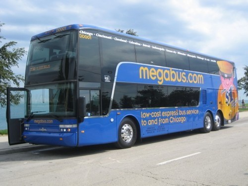 Megabus Review - Intercity Bus Travel for Modern Times