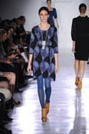 Ivana Helsinki's New York Fashion Week TAPIOLA-KAUNIAINEN Fall 2012 Collection