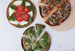 Outer Aisle Gourmet launches first-ever cauliflower based pizza crusts and sandwich thins