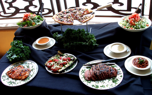 Charmant A Delicious Selection Of Stonefire Grillu0027s Calorie Concious Food