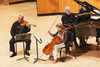 Two winter concerts from Northwestern's Bienen School of Music Review- The Kalichstein-Laredo Robinson Trio and The Faculty and Guest Artists shine