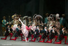 The ABT's Sleeping Beauty -  Ratmansky Chooses A More Simple But Poetic Approach