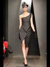 "Donna Karan Fall 2012 Collection Review - ""His Lapel, Her Body"""
