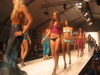 LA Fashion Weekend Swimwear Spring/ Summer Collection - Thunderous Applause at Sunset Gower Studio