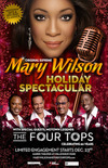 """Mary Wilson Holiday Spectacular with the Four Tops"" Review – Nostalgic Moment for Many"