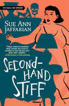 Secondhand Stiff Book Review—The Witty Eighth Installment in Sue Ann Jaffarian's Odelia Grey Mystery Series