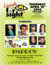 Laugh For Sight L.A. – 4th Annual Laugh For Sight Comedy Benefit