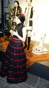 Alice and Olivia by Stacey Bendet Fall 2013 Collection Review – Marie Antoinette Goes Rock n' Roll