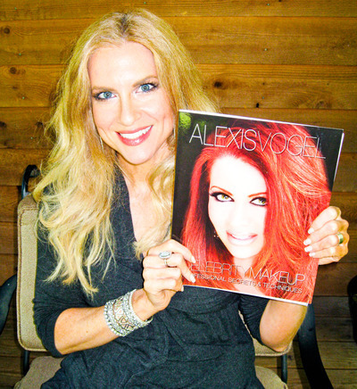 Alexis Vogel Releases New Beauty Book - A Step-By-Step Approach to Glamour