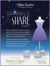 "Bridesmaid And Cocktail Dress Donations Sought For Robbins Brothers ""Sparkle & Share"" Drive To Benefit Olive Crest Teen Girls"